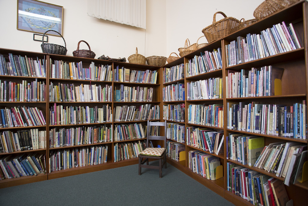 The EGQ Library